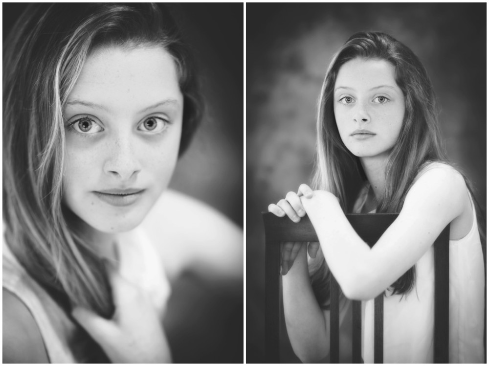 Childrens Portraits Ireland, Preteen years