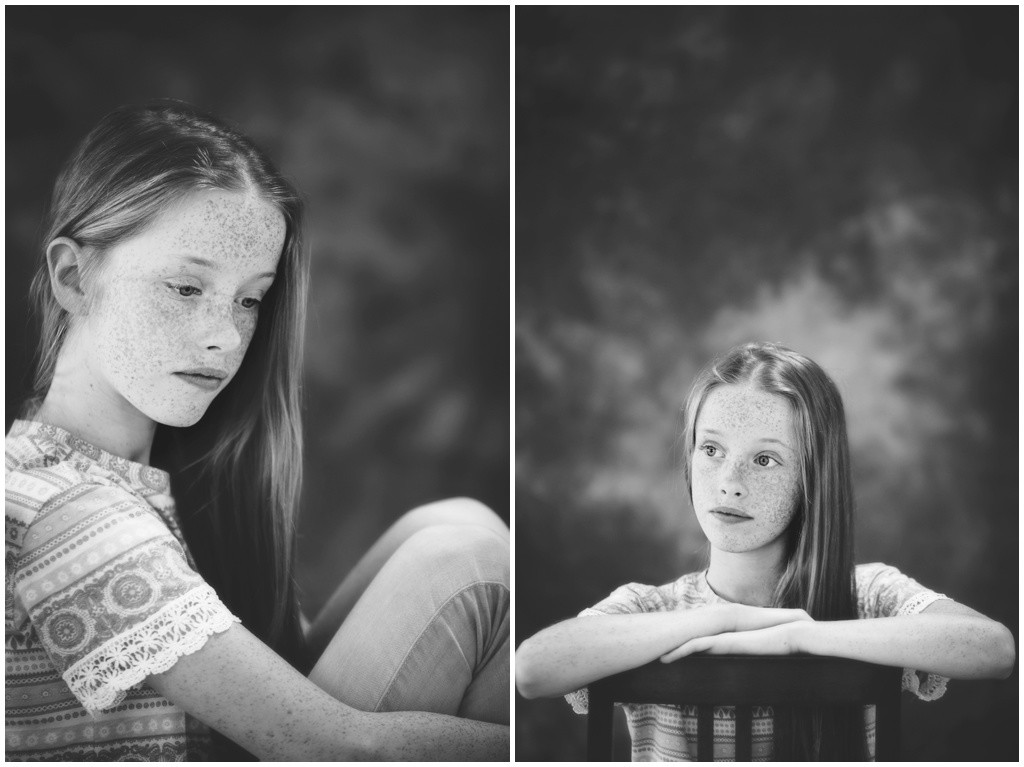 Older children portrait sessions Kildare