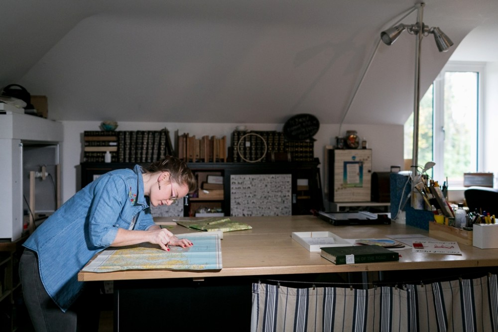 Creatives at work, Editorial Photography Ireland